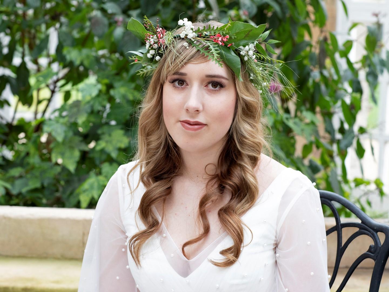 Tropical Boho Wedding- Pink Photographics- Greenhouse Wedding- Harlaxton Wedding- Unconventional Wedding- Unique Wedding Ideas 20