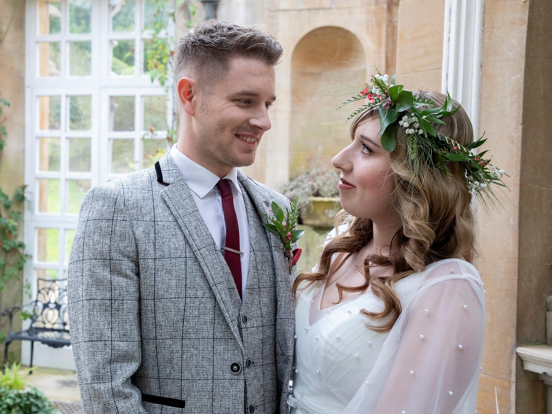 Tropical Boho Wedding- Pink Photographics- Greenhouse Wedding- Harlaxton Wedding- Unconventional Wedding- Unique Wedding Ideas 14