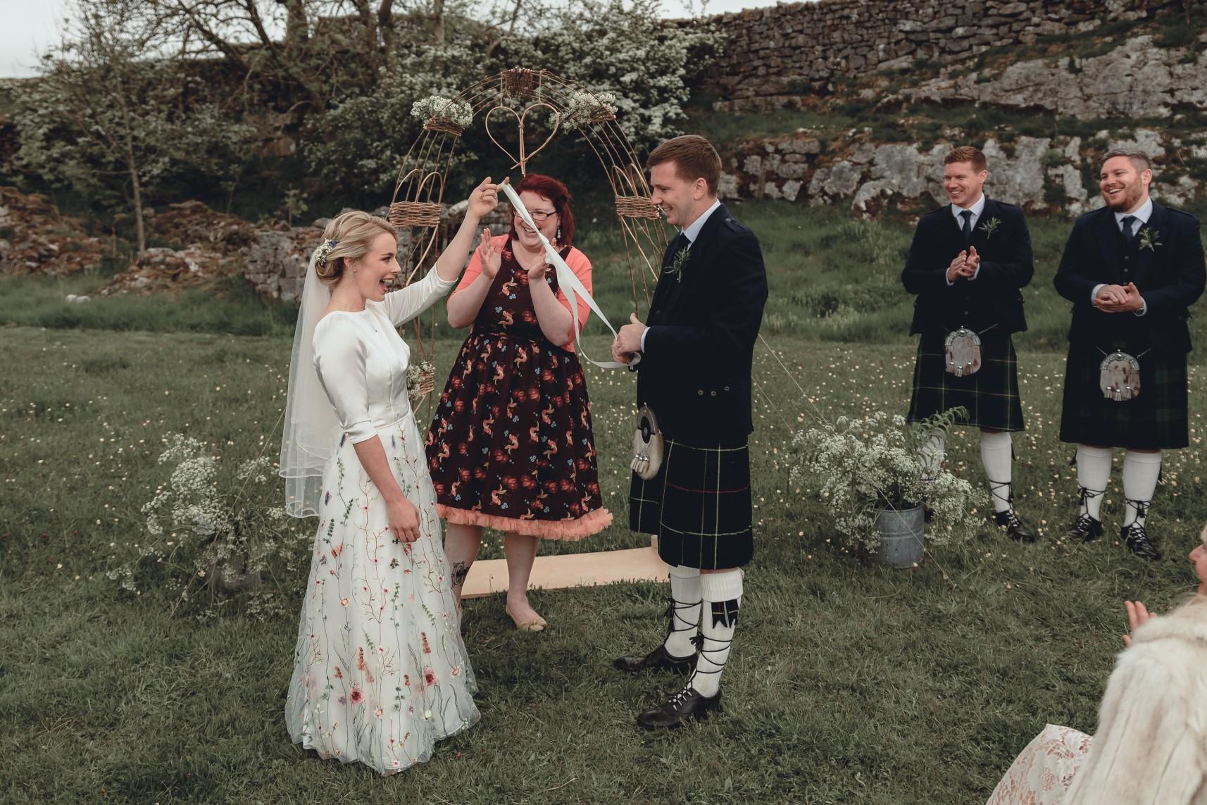 Rosie_David_Wedding_Colour-164 (1) lisa bourne ceremonies outdoor hand fasting ceremony