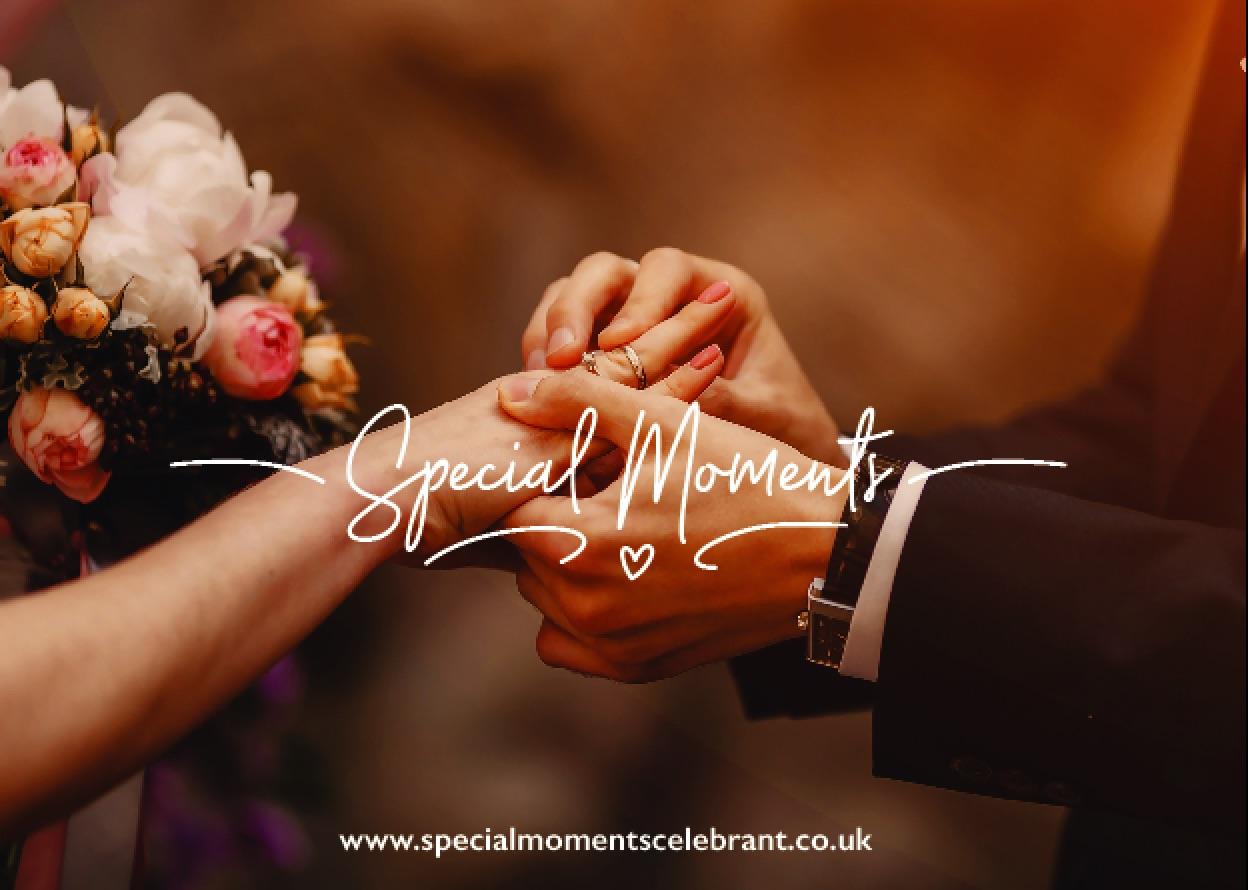 Special Moments Celebrant - essex celebrant - south east celebrant - unique wedding ceremonies - unconventional wedding