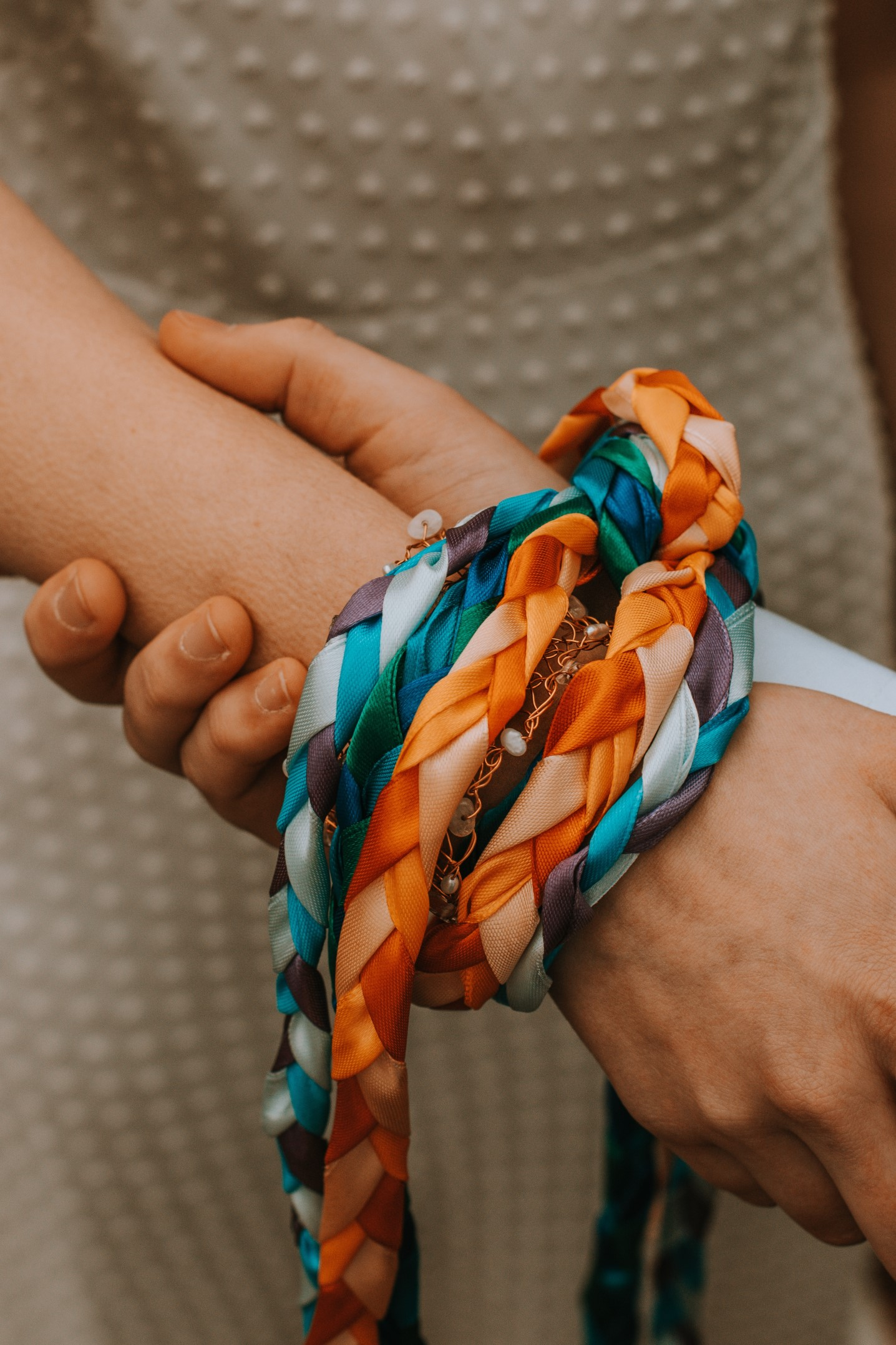 Alternative Forest Wedding - Sammy Leas Retro Emporium -Photography By Wills- alternative wedding - unconventional wedding- edgy woodland wedding- handfasting cord