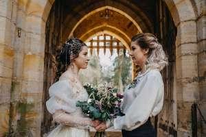 felicitywestmacott20 labyrinth inspired wedding dress