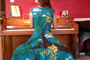 The Casual Reply - Hand Painted Wedding Wear - 2