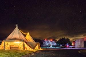 The secret bunker - north west alternative wedding venue - cheshire wedding venue - quirky wedding venue (1)