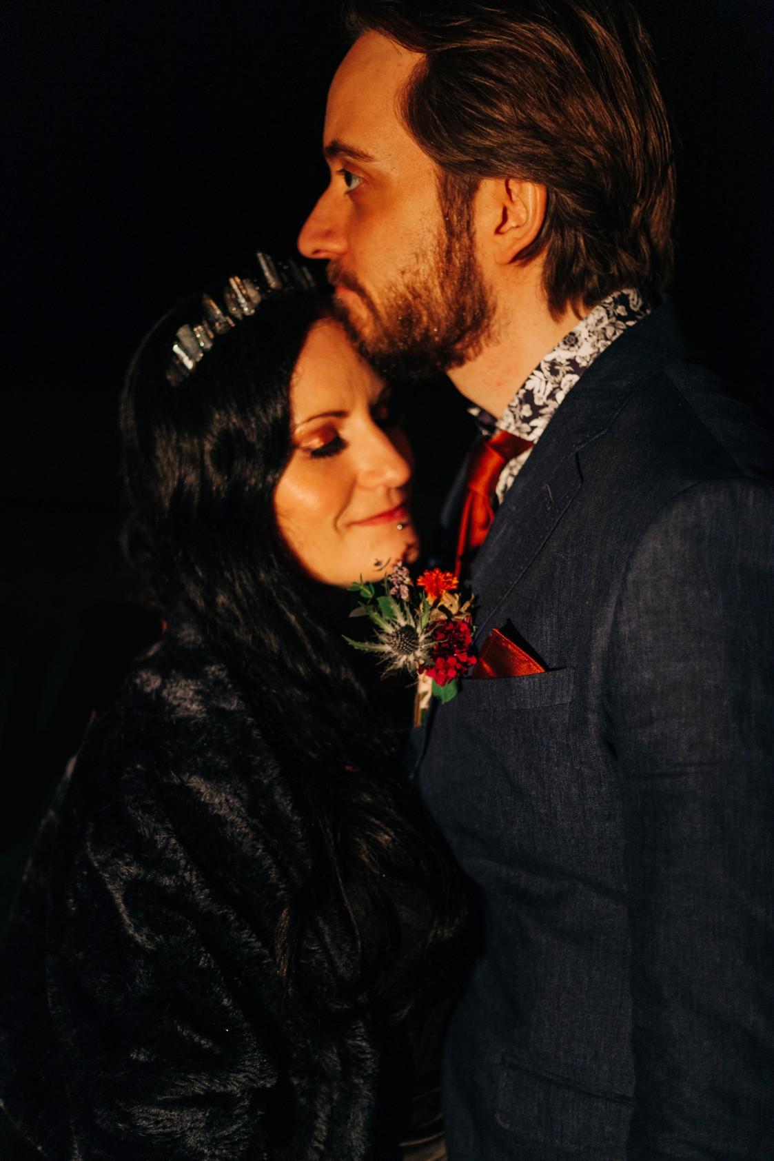 alternative intimate elopement - micro wedding photography
