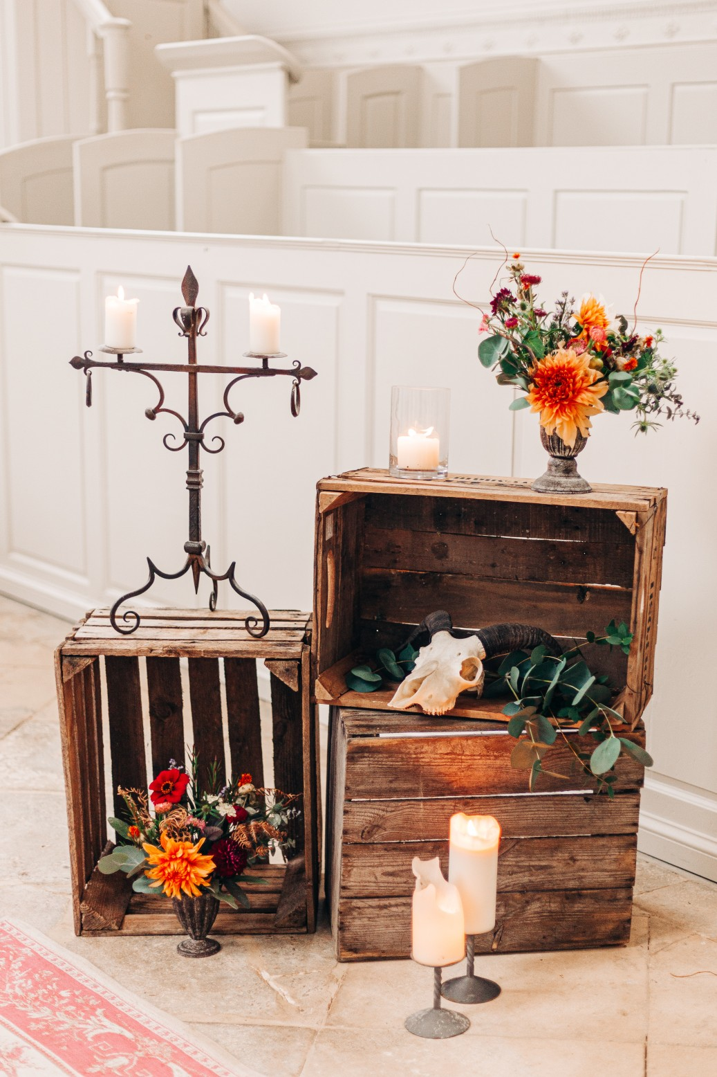 unique wedding styling - edgy wedding styling - alternative wedding ideas