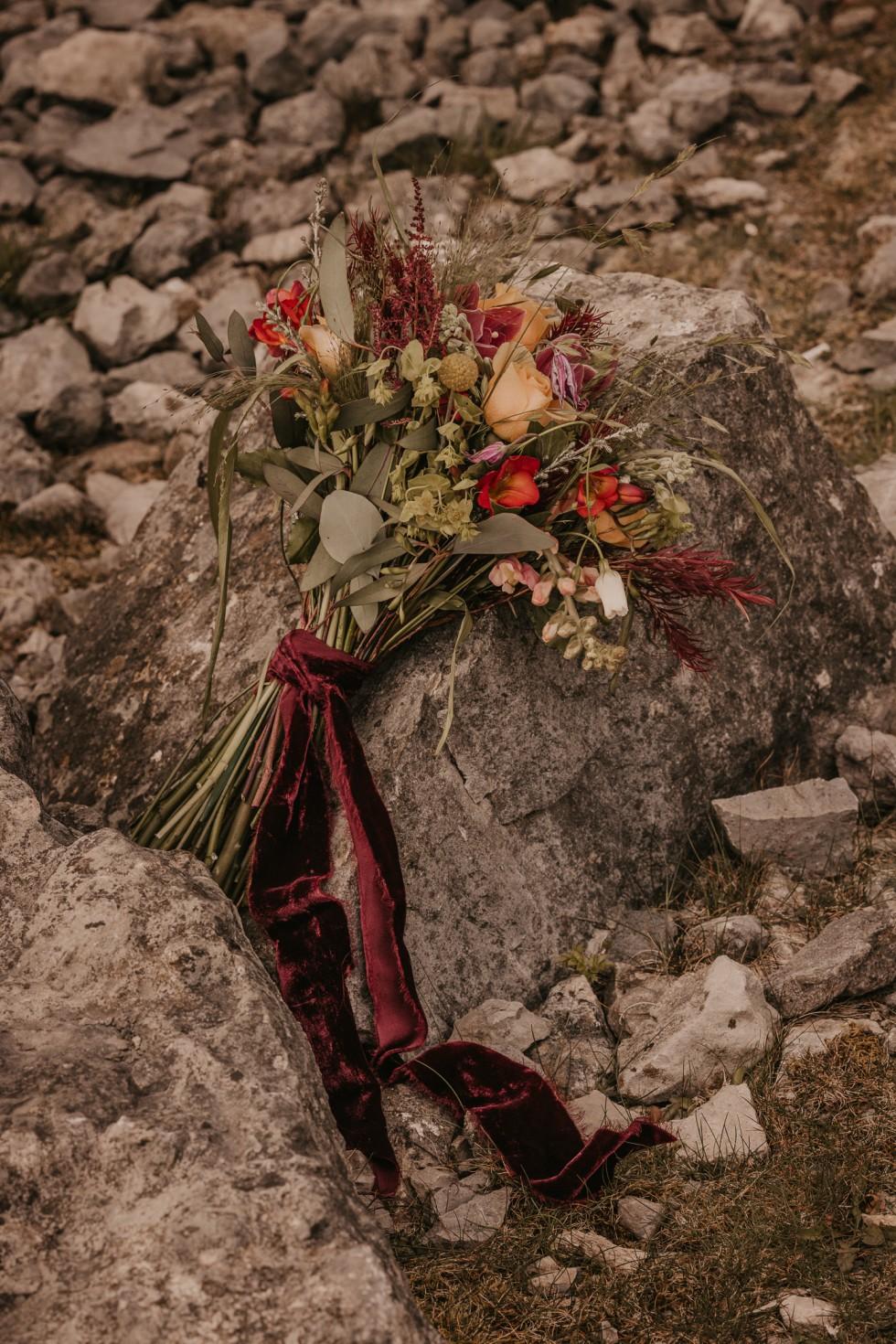 wild wedding flowers - wedding wild flowers - casual wedding flowers - bohemian wedding bouquet