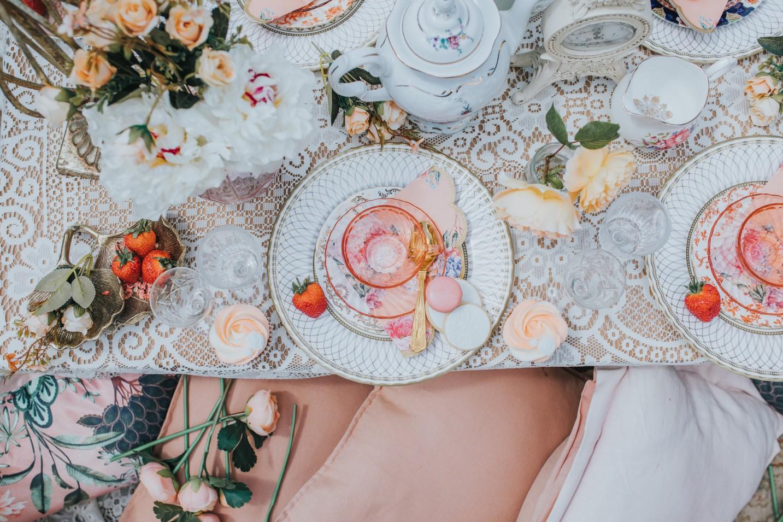 bridgerton wedding - regency wedding - whimsical wedding - wedding arch - wedding floral archway - vintage wedding - unique wedding table - vintage wedding table