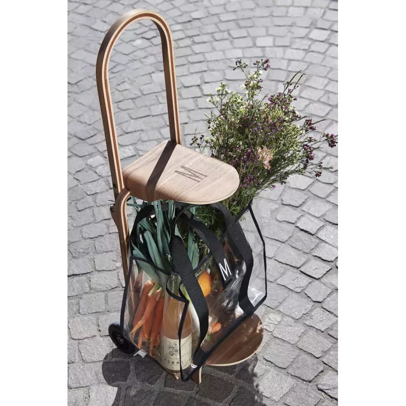 chariot de course design eco responsable made in france vic