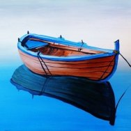 Tranquil Boat