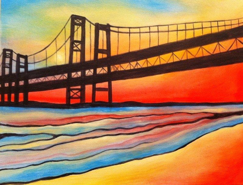 Rainbow Narrows Bridge