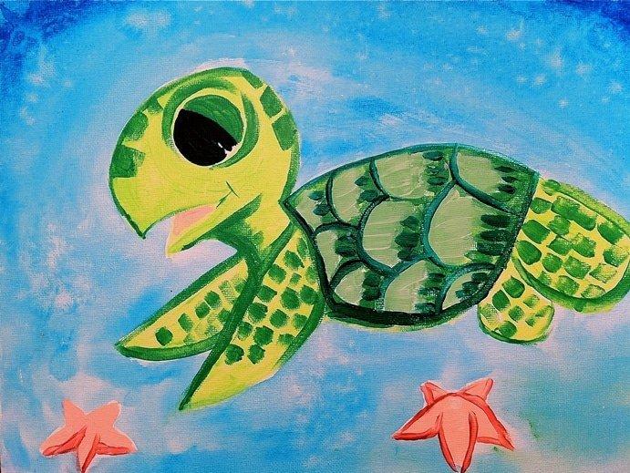 Kids Turtle