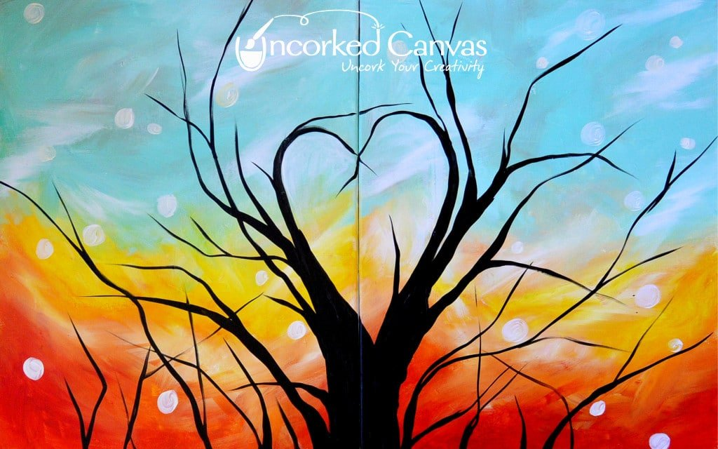 Date Night: Love Tree