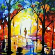 Afremov's Sunrise