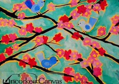Bluebird Blooms