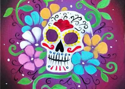 Sugar Skull (Day of the Dead)