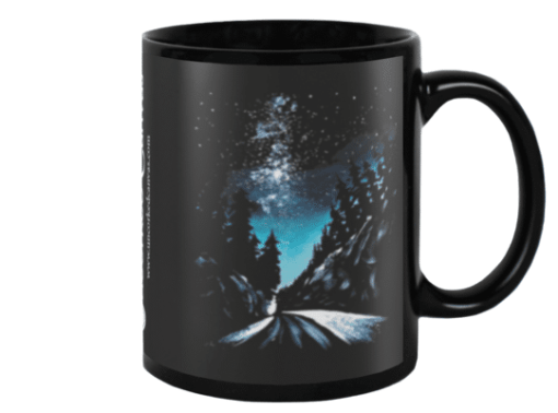 Road to Adventure Mug