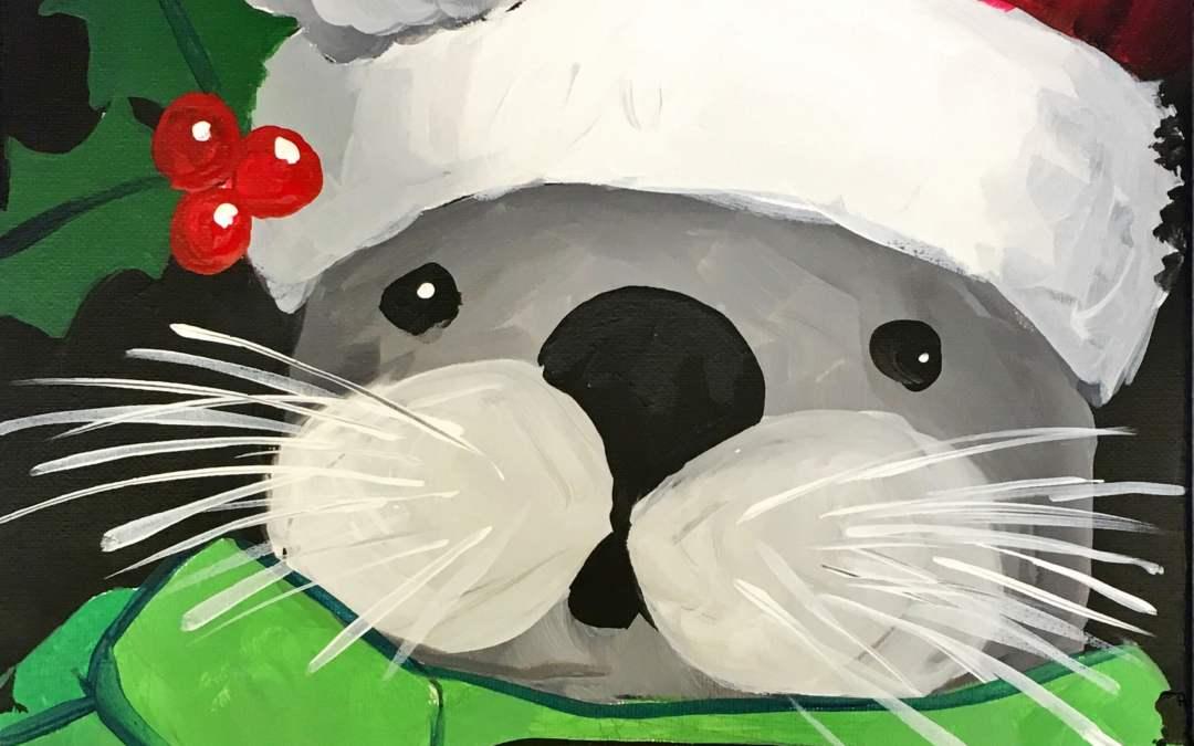 Santa Otter
