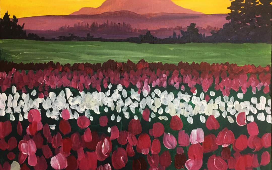 Rainier-Tulips