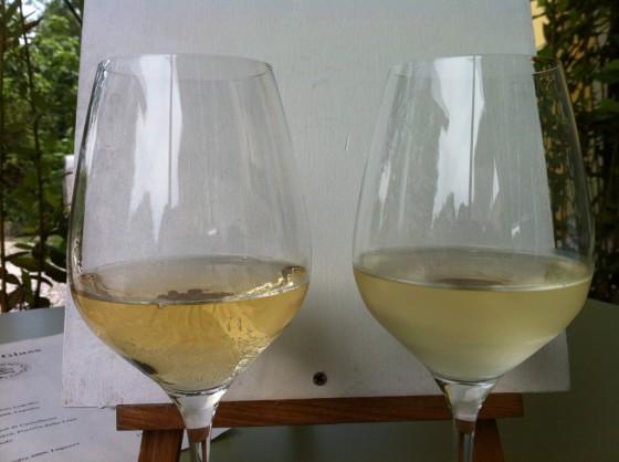 two whites