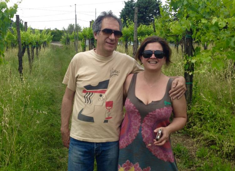 Cantina Giardino: For the Love Of Art, Authenticity and Old Vines –  Uncorked In Italy Italian Natural Wine