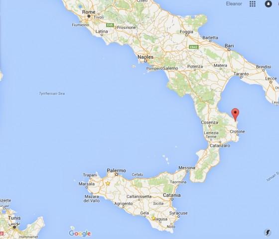 A Vita Map copy