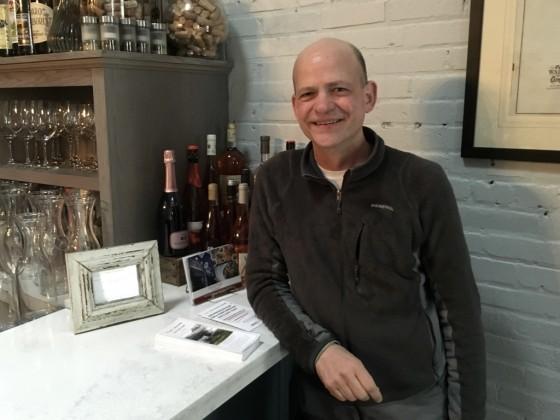 Peter wine guy