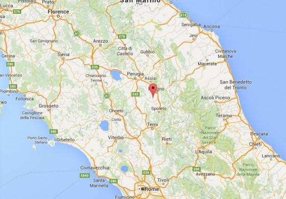 Montefalco Map copy