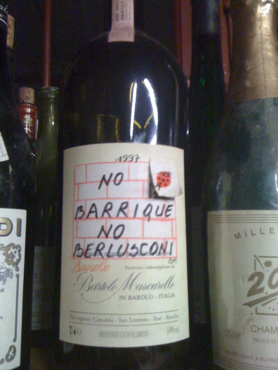 No Barrique