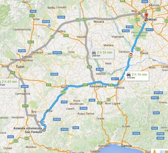 san fereolo map copy