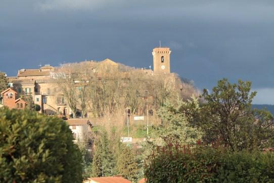 Medieval Borgo of Celle Sul Rigo, Population 300