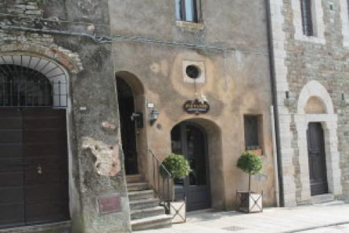 Pietanze ~ San Casciano dei Bagni's newest specialty shop