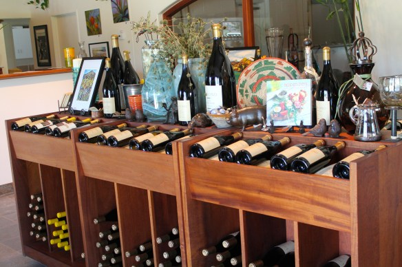 Visit Lafond Winery and Vineyard's gift shop for the eclectic and unusual gift.