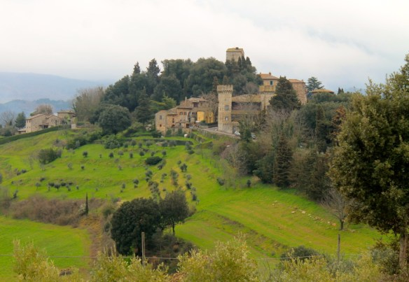 Picturesque and quiet....Panzano in Chianti