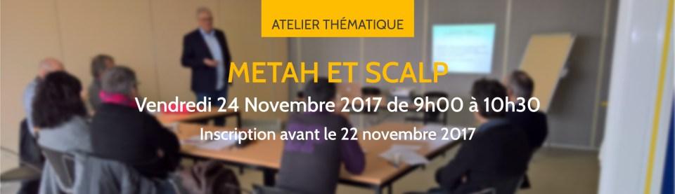 Atelier METAH ET SCALP