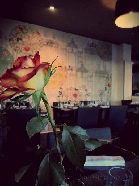 Gentle gourmet café