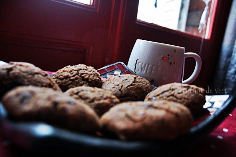 Cookies ultra-moelleux sans gluten