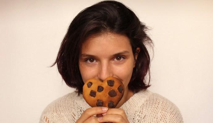 Marine Cottet créatrice des cookies de Lalou