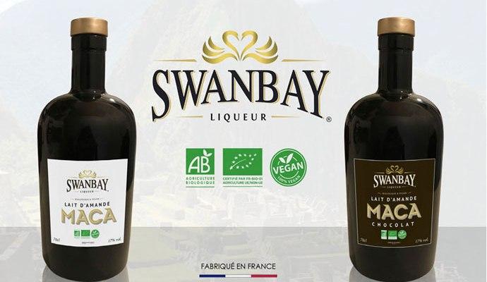 Swanbay, liqueur végétalienne