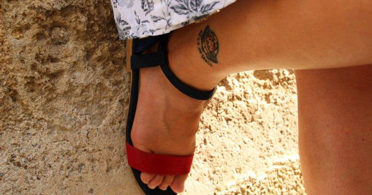 sandales véganes et éthiques de la marque française Minuit sur terre