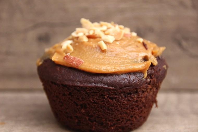 Muffin végane au chocolat