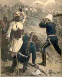 Battle of Futtehabad, 1879