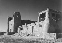 San Esteban del Rey Mission, built in the 17th century, restoration overseen by Meem in the 20s.