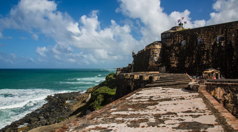 Castillo San Felipe del Morro, Key to the Defence of San Juan's Harbour
