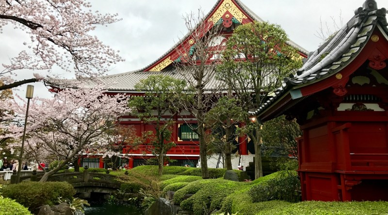 Sensō-ji – Tokyo's Oldest and Most Visited Temple