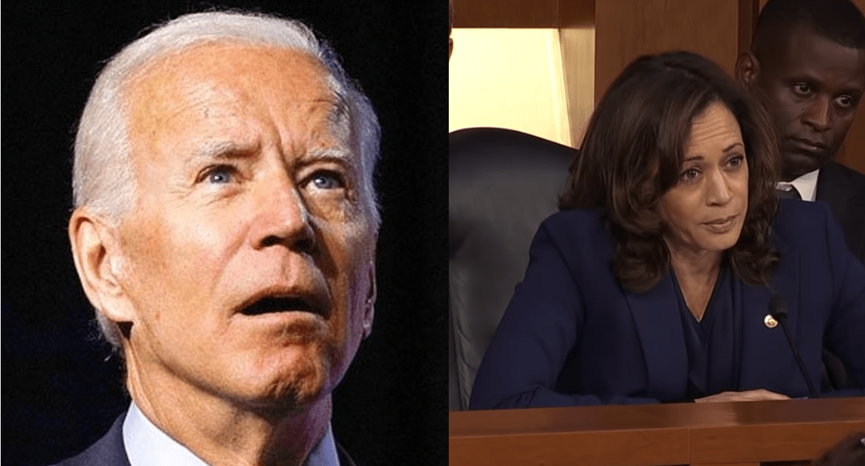 Biden Campaign picks California Senator Kamala Harris for VP Running Mate -  UncoverDC