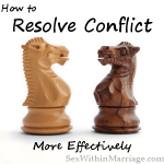 Resolve Conflict More Effectively