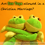 Are Sex Toys Allowed In A Christian Marriage