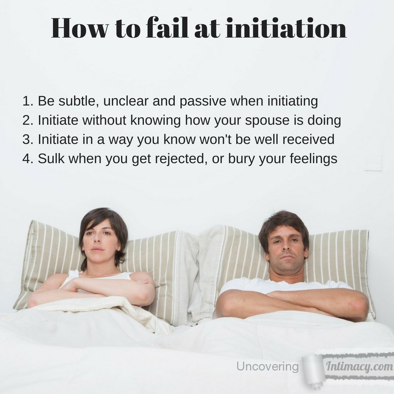 How to fail at initiation