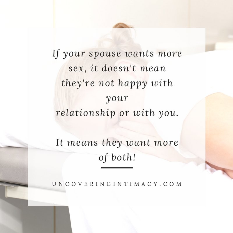 I'll never be good enough - Uncovering Intimacy